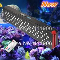 Free Shipping Hot Sale Diy 216W Reef Leds Artemis 6 Led Aquarium Light Dimmable 72x3W Sunrise Sunset