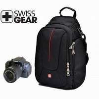 2014 New Wenger DSLR Video Backpack digital Camera Bag Case waterproof all cover pack