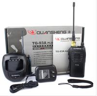 QUANSHENG Two Way Radio UHF/UHF Multiband Transceiver TG-93A  Two Way Radio+Free shipping