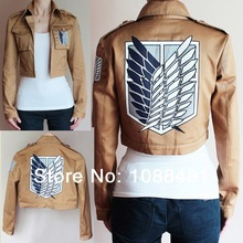 Attack on Titan Jacket Shingeki no Kyojin jacket Legion Cosplay Costume Jacket Coat Any Size High