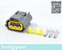 longyue 10pcs Ignition Coil Connector Plug Harness clips Case For Nissan Skyline sr20 rb20 rb25 rb26