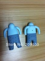 Mr.tea  infuser/tea-strainer/Little people shape Mr Tea Strainers