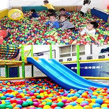 M89 frete grátis 100 pcs bola colorida Fun bola de plástico macio Oceano Bola Bebê Kid Toy Swim Pit Toy(China (Mainland))