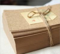 Free Shipping DIY Kraft Card Scrapbooking Paper Christmas Postcard Greeting Postcards Shaper Punch Craft 30pcs postcard