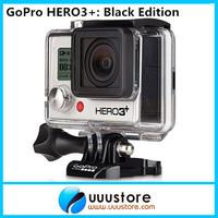 100% Original FPV 1080P GoPro HERO3+ Black  EditionSports Digital HD Camera For Aerial Recorder Quadcopter Hexrcopter