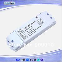0-10V / 1-10V LED Dimmer Series , 12V-24VDC 10A x 1 channel 1-10V led light dimmer
