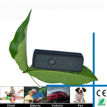 AR Grupo GPS de fábrica TL007 de economia de energia micro gps chip para crianças / Elder / Pet monitoramento com alarme da Geo-cerca, menor do que Folha(China (Mainland))