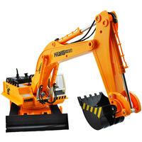 Toy ultralarge 11 channel truck remote control excavator bulldozer remote control car