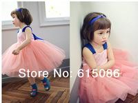 new!!!girls lace floral girls party dress kids tutu dresses girl dress
