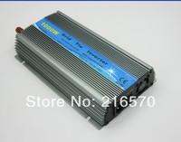 1000W Grid tie inverter 120V or 230VAC Pure Sine Wave Inverter 24V/30V Panel 60 cells,with MPPT functions,solar power inverter