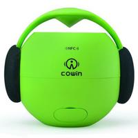 100pcs Yoyo wireless bluetooth 4.0 speaker 360 stereo subwoofer intelligent speech NFC loudspkeakers with microphone free DHL