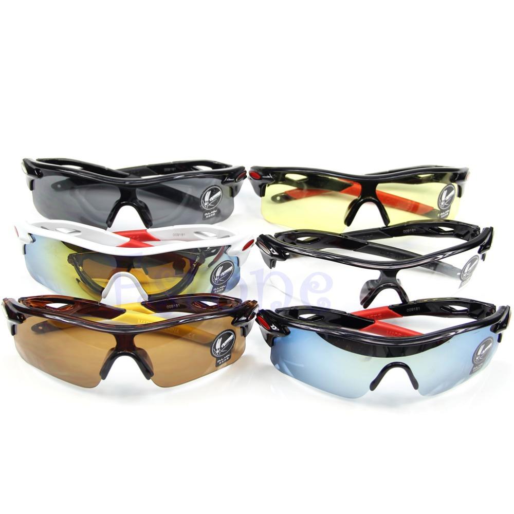 Men Cycling Bicycle Bike Sport Fishing Driving Sunglasses UV Protection Glasses(China (Mainland))