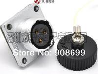 Servo motor joint aviation plug industrial plug the LED display screen plug WF32 10 core TE Type, waterproof