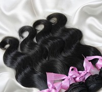 Brazilian virgin hair body wave hair 3pieces lot Grade 5A  free shipping by DHL brush