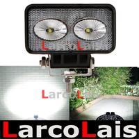"2pcs 4.5"" 20W Cree LED Work Light Lamp Tractor Boat Off-Road 4WD 4x4 12v 24v Truck SUV ATV Spot Flood Super Bright"