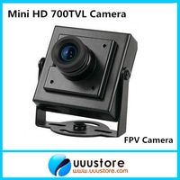 "Mini HD 700TVL 1/3"" CMOS 2.1mm Wide Angle Lens CCTV Security FPV Color Camera"