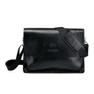 2014 Hot-selling Men Casual leather messenger bag high quality designer shoulder bag Promotion!!(China (Mainland))