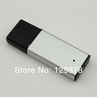 Aluminum alloy 8G usb flash drive,can print Logo,gift usb flash drive