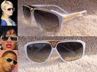 New Fashion White Evidence Sunglasses Z0240W Men's Sunglasses Women's Sunglasses Glasses ,Free Shipping