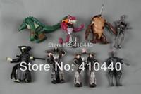 1pcs Teenage Mutant Ninja Turtles Rat King Shredder evil person Action Figure Collection loose
