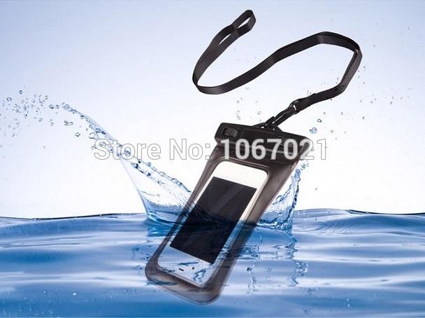 2pcs/lot Free shipping waterproof bag cover case for Google Motorola Moto X Phone Moto G Gphone(China (Mainland))
