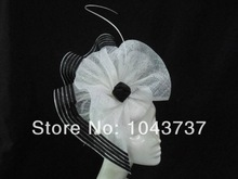 wholesale fascinator black