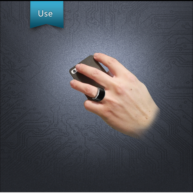 New Arrival Waterproof NFC Smart Ring GalaRing G1 2in1 Encryption Business Card Private Key for Samsung HTC etc Size L/M/S(China (Mainland))