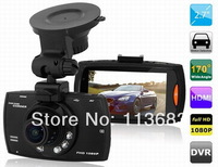 G30 Car DVR Novatek 96650 Dash Cam 1080P 2.7 inch TFT Screen HDMI G-Sensor Night Vision 170 Degree Angle Lens Car DVR Dash Cam