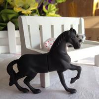 cartoon usb flash drive 4gb 8gb 16gb 32gb pen drive horse animal Horse pendrive gift hard disk gadget usb memeory