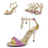 Туфли на высоком каблуке ,  13