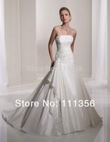 Wedding Dress Bridal Dress Bride Chapel Wedding Dress