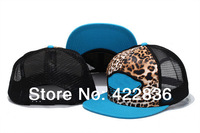 227 styles OFF mesh leopard THE WALL Snapback Zebra hats camo Floral mens sports womens baseball caps hip-hop cap Free Shipping