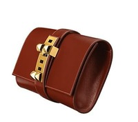 Luxury Medor Clutch Box Leather BAGS, Luxury Women Day Clutches, Classic 100% GENUINE LEATHER Women Handbags