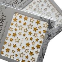 Saint davia nail art applique finger stickers eco-friendly adhesive series belt