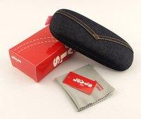Liv s denim fabric glasses box plain mirror tape carton cloth finaning 5  10pcs