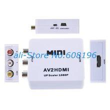 cheap composite video hdmi converter