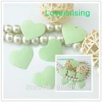 5 pack(750pcs) Llight Green Color Mini Heart Shape Paper Diamond Confetti Rose Petal For Wedding Party Favor Decor-Free Shipping