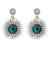 Top Quality Statement Vintage Brincos Fashion Jewelry Gem Exquisite Earrings!#102163