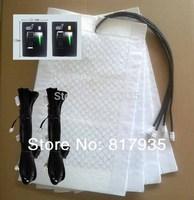 Qualified Toyota series accessories auto parts carbon fibre seat heater pad with switch for prado Rav4 Yaris land cruiser reiz