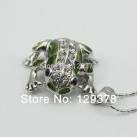 Metal frog usb flash drive 8G gift usb flash drive print logo