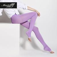 Rommel stovepipe socks spring and autumn sleeping untucked fat burning leg socks 480d female silk pantyhose socks