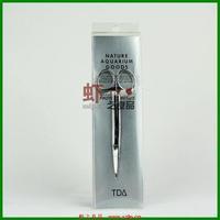 Tda high quality stainless steel plants short scissors 14cm