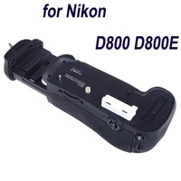 Camera Magnesium Alloy Vertical Battery Grip Holder for Nikon D800 D800E DSLR