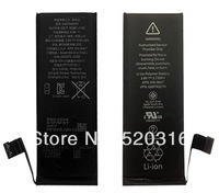 Fast shipping 10pcs/lot,1560mah 100% Original replacement Battery for iphone 5S genuine batterie bateria battery