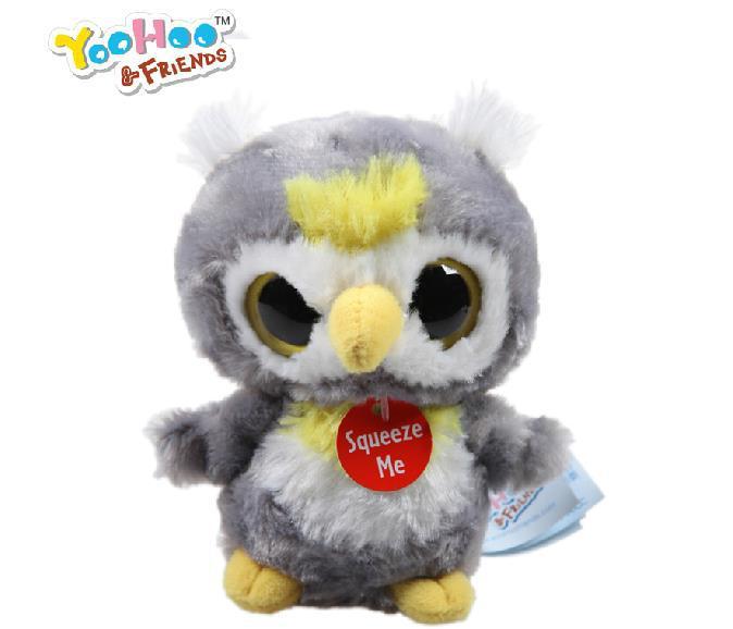 Baby Snowy Owl Drawing Baby Toy,yoohoo Friends