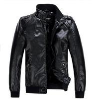 FREE SHIPPING  men's fashion fleece thick winter jackets coat  118