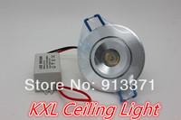 8pcs Free shipping Energy saving 1w 3W 5W 7W 9W 12W LED Ceiling Light Lamp recessed ceiling light 2 years warranty