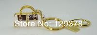Metal crystal handbag 8G usb flash drive,gift usb flash drive