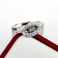 Ювелирные изделия Мода синий циркон кристалл для женщин Свадебные аксессуары новый дизайн бренда 925 стерлингов silverjewelry наборы t231