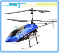 Wholesale Free Shipping  Huge 75cm 3ch outdoor qs8004 RTF RC helicopter stable flight QS 8004 R/C remote control radio c boy toy